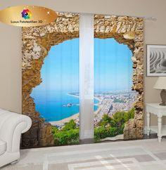 Fotogardine 3D bei Ebay.de kaufen. Europäische Produktion. Kostenlose Versand.