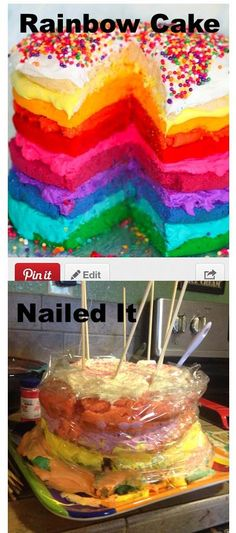 Nailed It! Pinterest fail!