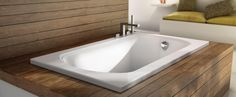 BainUltra Meridian® collection | Air jet tubs for your master bathroom