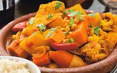 Spiced butternut squash and veg tagine recipe | GoodtoKnow