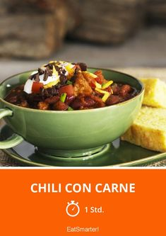 Chili Con Carne Brigitte schön scharf chili con carne chili con carne and curry