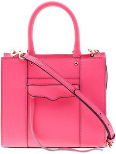 Rebecca Minkoff Pink Tote for Winter