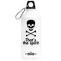 That's the Spirit bottle