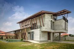 Gallery - Sepang House / Eleena Jamil Architect - 14