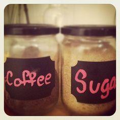 Coffee + Sugar Coffee Supplies, Stevia, Sugar, Coffee Shop Supplies