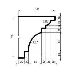 Facade Design, Door Design, Exterior Design, Classic House Exterior, Classic House Design, House Outside Design, House Front Design, Moldings And Trim, Moulding