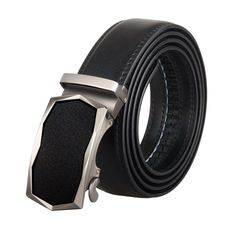 Quality Leather Automatic Buckle Belt - A quality belt made from Genuine leather. This Belt is Fitted with a durable high grade alloy automatic buckle. Belt Buckles, Belts, Campaign, Leather, Accessories, Medium, Style, Swag, Belt Buckle