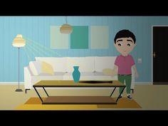 Ljus och skugga - Studi.se (Fysik) - YouTube
