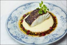 Sprøstekt torsk med soyasmør