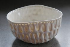 Vicki Grima, pinched bowl, August 2013