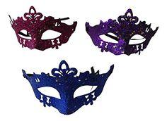 Mardi Gras Masquerade Party Favor Wedding Decor Masks Lot... https://www.amazon.com/dp/B00QFJK8TS/ref=cm_sw_r_pi_dp_x_cp3myb9DX83QF