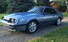 This 1986 Ford Mustang GT is powered by a modified 5.0L V8 paired to a 5-speed…