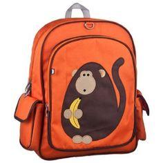 d9f863aa1b22 33% OFF Beatrix New York Dieter Monkey Big Kid Backpack Big Kids
