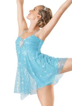 Weissman™ | Lyrical Dance Costumes: Recital & Performance