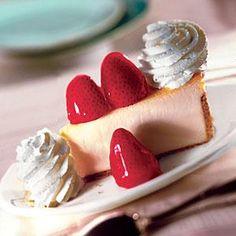 The Cheesecake Factory Original Cheesecake | MyRecipes.com
