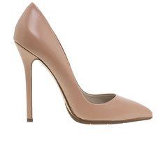 1203A00-NUDE LEATHER www.mourtzi.com #pumps #heels #mourtzi #greekdesigners #nudes