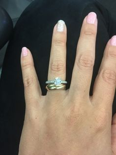Cartier Trinity Ring as engagement ring Weddingbee engagement