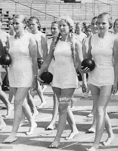 Nazi german youth girls