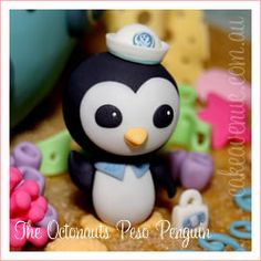 The Octonauts Cake | Peso Penguin
