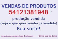 Vendas de produtos