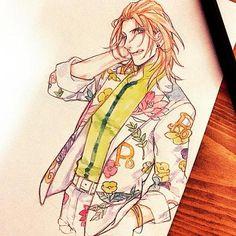 な(@774ac)さん   Twitterの画像/動画 Jinguji Ren, Uta No Prince Sama, My Idol, Anime Art, Manga, Photo And Video, Drawings, Cute, Fandom