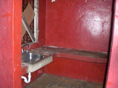 Sink near Lobby Area