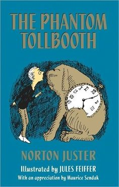The Phantom Tollbooth-my favorite book as a child, I cannot wait to read to my son.