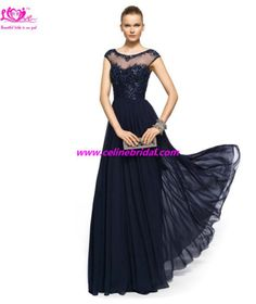 fashion evening dresses Picture - More Detailed Picture about custom made size and color hot sale 2013 new formal fashion party prom evening dresses long Picture from CelineBridal Dress Factory