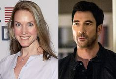 It can't be easy being married to terrorist Duncan Carlisle, but actor Francie Swift is taking that risk! TV Guide revealed today in an exclusive the newest casting from CBS' new fall series #Hostages.
