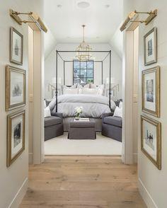 "714 Likes, 16 Comments - Jackson & LeRoy (@jacksonandleroy) on Instagram: ""The sleeping wing of a master suite loft. Sweet dreams! #jacksonandleroy #ancientmodernhome…"""