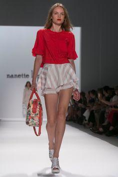 Spring 2014 RTW Nanette Lepore