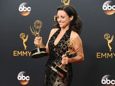 "Why ""Veep"" Emmy Winner Julia Louis-Dreyfus wows us<br />Julia Louis-Dreyfus impacted the world forever on Sunday, winning her fifth back to back Emmy for playing obscene, in an exposed <br /><br />fashion aspiring, periodic likewise ran Selina Meyer on HBO's ""Veep."" Her dad passed away two days before the Emmys and Louis-Dreyfus respected him in her enthusiastic, genuine discourse.<br />►Visit our website <a href=""https://goo.gl/MZMLO4"" target=""_blank""…"