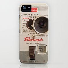 Kodak Brownie iPhone Case by Shaun Lowe - $35.00