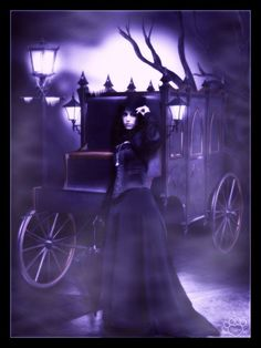 Ghostly Encounters by *silentfuneral on deviantART
