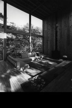 Bonaguidi House. Courtesy of Fire Island Modernist: Horace Gifford and the Architecture of Seduction.The Most Stunning Beach Houses NYC Has Ever Known #refinery29