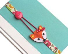 Elastic Ribbon Bookmark Planner Accessories Kids Bookmark