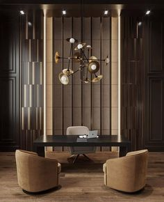 Office Interior Design, Office Interiors, Office Designs, House Wall Design, Office Shelf, Study Office, Luxury Office, Ceiling Design, Dining Furniture