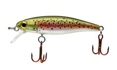 Fishing Lure - HD Trout - Best Trout Lure by Dynamic Lures. Glimmer Trout Pattern