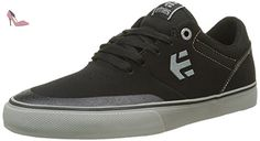 Marana Vulc, Chaussures de Skateboard Homme, Noir (Black/Gum/Dark Grey), 38 EU (5 UK)Etnies