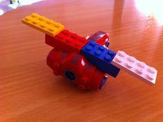 LEGO.com - Galerie - LEGO.com Galerie - Lego Flugzeug