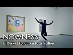 Lil Buck at Fondation Louis Vuitton - YouTube