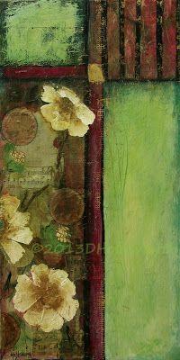"""Mako's Garden"" Donna Holdsworth Contemporary Art"