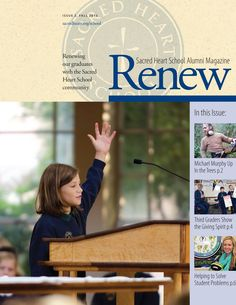 Alumni Magazine for Sacred Heart School