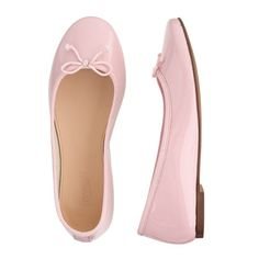 Crew for the Girls' classic patent leather ballet flats. Find the best selection of Girls Shoes available in-stores and online. Communion Shoes, Girls Shoes, Ballet Flats, Patent Leather, J Crew, Kids Outfits, Children Clothes, Classic, Polyvore
