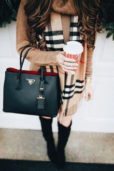 Tan sweater dress wi