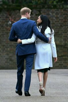 THE NEWEST ROYAL COUPLE -- MEGHAN AND HARRY..........ccp