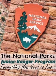 The National Parks Junior Ranger Program is a great way for kids to learn the history of each National Park Locations. In most cases, it is free to do too!