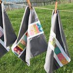 cloth napkin tutorials