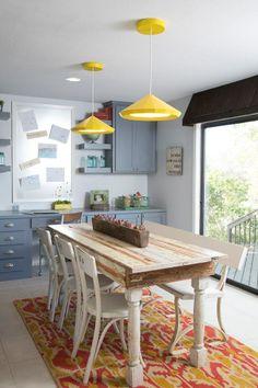 dining room / kids homework space