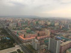Pyonyang, Noord-Korea North Korea, Paris Skyline, Travel, Viajes, Destinations, Traveling, Trips